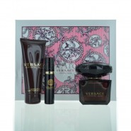 Versace Crystal Noir gift set for Women