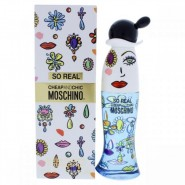 Moschino Cheap And Chic So Real For Women Edt..