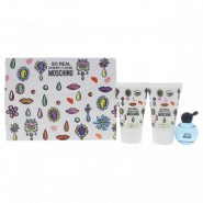 Moschino Cheap And Chic So Real 3 Pc Gift Set..