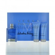 Salvatore Ferragamo Acqua Essenziale Gift Set for Men