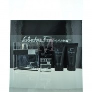 Salvatore Ferragamo F Black Gift Set for Men