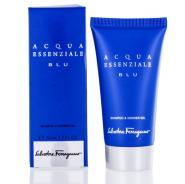 Salvatore Ferragamo Acqua Essenziale Blu for Men Shower Gel