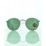 Ray Ban  RB3447 029 Round Metal Sunglasses