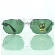 Ray Ban  RB3445 004 Gunmetal Sunglasses
