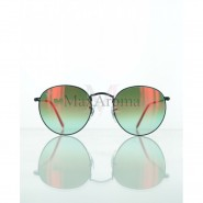 Ray Ban  RB3447 002/4W ROUND Flash Gradient Sunglasses
