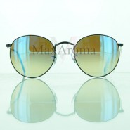 Ray Ban  RB3447 002/4O ROUND FLASH LENSES GRADIENT Sunglasses