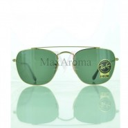 Ray Ban  RB3557 001 Square Sunglasses