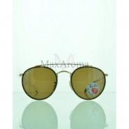 Ray Ban  RB3647 001/57 Polarized Sunglasses
