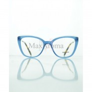 Miu Miu MU02QV VYC1O1 Butterfly Eyeglasses for Women