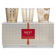 Nest Fragrances Festive Petite Candle Trio