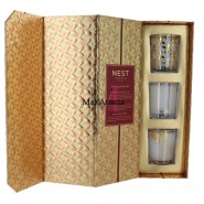 Nest Fragrances Festive Votive Trio