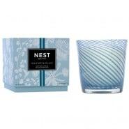 Nest Fragrances Specialty Ocean Mist & Sea Salt  3-wick  Candle