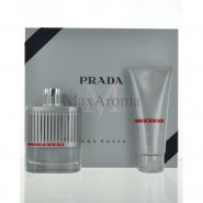Prada Luna Rossa Pour Homme Gift Set for Men