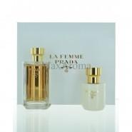 Prada La Femme Gift Set for Women