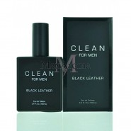 Clean Black Leather Eau de toilette for men