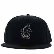 Aaron Terence Hughes Unicorn Baseball cap