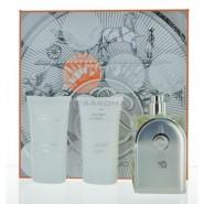 Hermes Voyage D'hermes Gift Set for Unisex