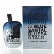 Comme Des Garcons Blue Santal for Unisex